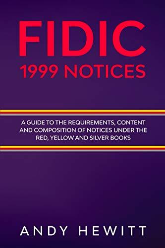 FIDIC 1999 Notices